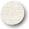 Linen - Cashel - 28ct - Antique White